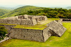 Xochicalco III Royalty Free Stock Photography