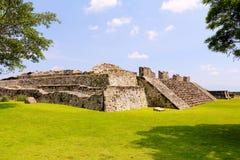 Xochicalco IX Lizenzfreie Stockbilder