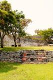 Xochicalco VII royaltyfri foto