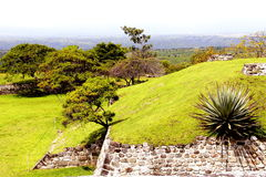 Xochicalco XI Stock Image