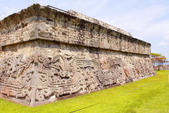 Xochicalco XIV Stock Photo
