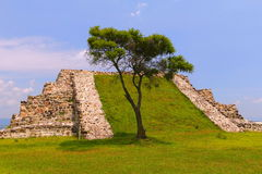 Xochicalco XVI Royalty Free Stock Images