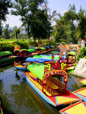 Xochimilco Photographie stock