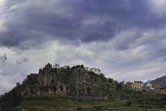 Xodos Castellon, Espanha fotografia de stock