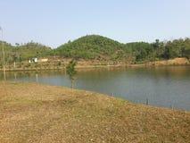 Xoi-Dorf, Ba VI, Vorstadt-Hanoi, Vietnam lizenzfreie stockfotos