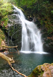 Xorroxin waterfall (Baztan Valley, Navarra, Spain) Royalty Free Stock Photo