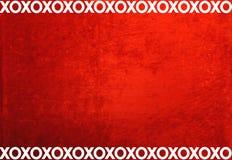 XOXO Foto de archivo