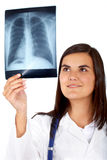 Xray doctor Royalty Free Stock Images
