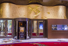 XS nachtclub Las Vegas Royalty-vrije Stock Foto's