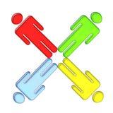 Xsymbol. Windows xp user symbol alternative stock illustration