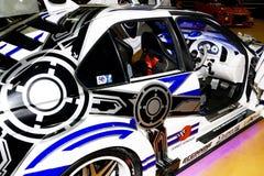 Xtreme Car stock photo