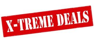 Xtreme deals Stock Photos