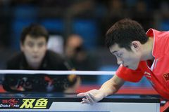 Xu Xin (CHN) Royalty Free Stock Photos
