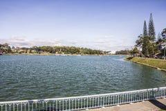Xuan Huong lake Stock Photos