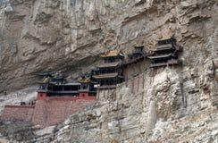 Xuan kong temple Royalty Free Stock Photos