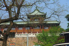 Xuanwu Gate, Nanjing, China Royalty Free Stock Photos