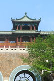 Xuanwu Gate, Nanjing, China Stock Photo