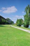 Xuanwu Lake Park Stock Images