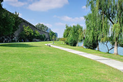 Xuanwu Lake Park Royalty Free Stock Photo