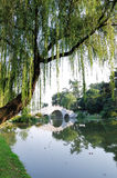 Xuanwu Lake park scenery Royalty Free Stock Photos