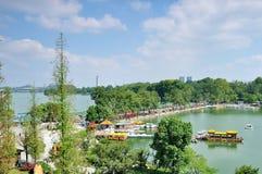 Xuanwu Lake Royalty Free Stock Photo