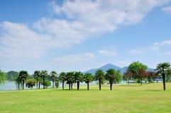 Xuanwu Lake Stock Images