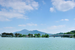 Xuanwu Lake Stock Photography