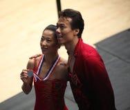 Xue Shen / Hongbo Zhao (CHN) Royalty Free Stock Images