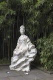 Xue Tao museum in wangjiang park,chengdu,china Stock Photo