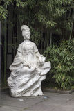 Xue Tao museum in wangjiang park,chengdu,china Royalty Free Stock Photos