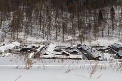Xuecun intryck Arkivbilder