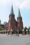 Xujiahui Catholic Church Stock Images