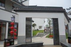 Xun Yulong River ville artistique dans Hunan, Chine Photos stock