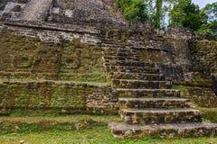 Xunantunich. An Ancient Mayan archaeological site in western Belize. Maya temple El Castillo Stock Photos