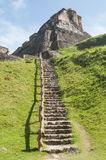 Xunantunich in Belize Stock Photo