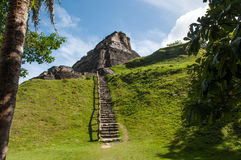 Xunantunich in Belize Royalty Free Stock Image