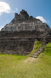 Xunantunich in Belize Stock Photos