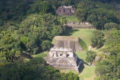 Xunantunich, majowie ruiny Zdjęcie Stock