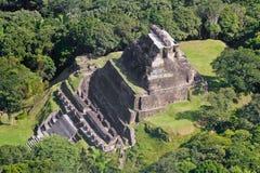 Xunantunich, majowie ruiny Fotografia Royalty Free