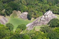 Xunantunich, majowie ruiny Zdjęcie Royalty Free