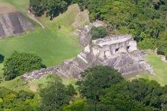 Xunantunich, Maya ruins Stock Image
