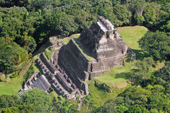 Xunantunich, Maya ruins Royalty Free Stock Photography