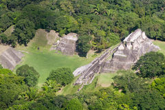 Xunantunich, Maya ruins Royalty Free Stock Photo