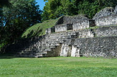 Xunantunich Mayan Ruin Royalty Free Stock Photos