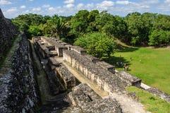 Xunantunich Mayan Ruins Stock Images