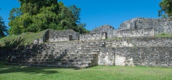 Xunantunich Mayan Ruins Royalty Free Stock Images