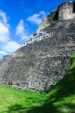 Xunantunich Mayan Temple Stock Photos