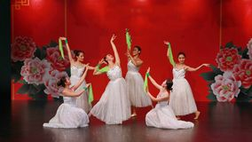 Xuzhou opera Obrazy Stock