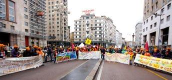 XV jour dans la mémoire des victimes du crime organisé Image libre de droits