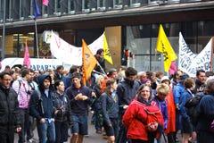 XV jour dans la mémoire des victimes du crime organisé Photographie stock libre de droits